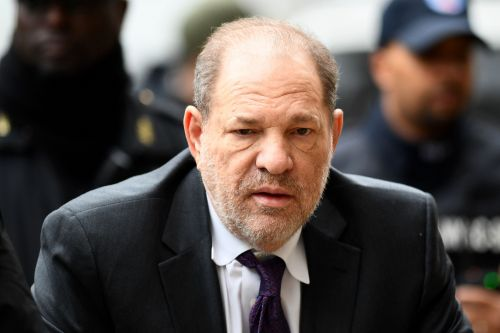 Harvey Weinstein appears by video in upstate New York courtroom