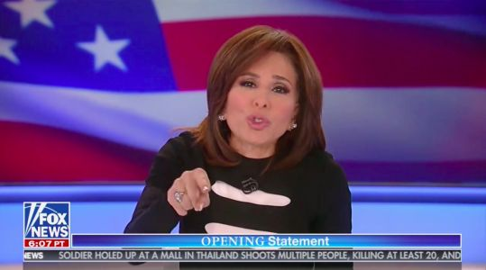 Jeanine Pirro Thinks 'Big Tech' is Censoring Her Text Messages