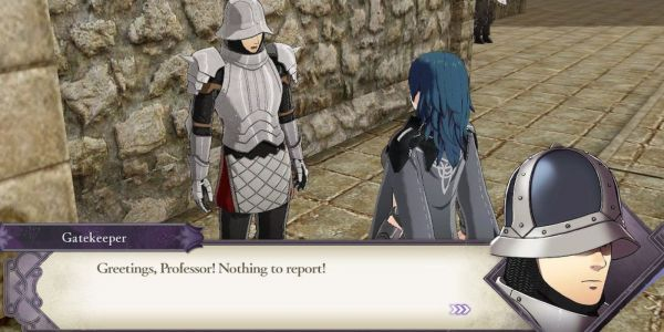 Fire Emblem: Three Houses Hack Lets Fan Favorite Join The Fray
