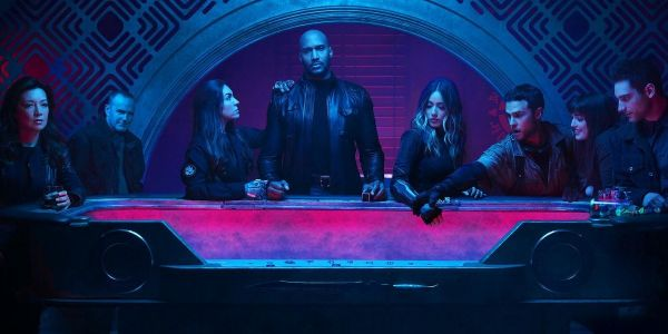 Looks Like A New Agents Of S.H.I.E.L.D. Project Is On The Way