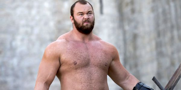 The Mountain From Game Of Thrones Shed 100 Pounds, Now Looks More Like Large Hill