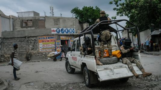 Local missionaries see changes, violence in Haiti