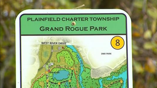 Plainfield Township opens new 65-acre Grand Rogue Park