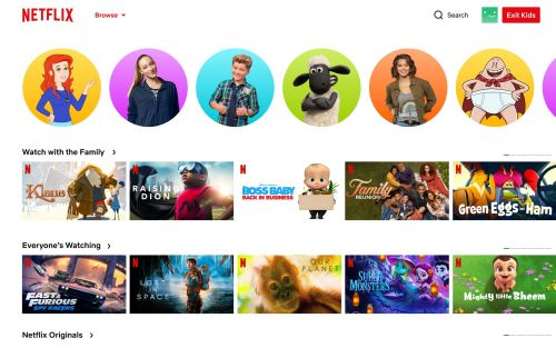 Netflix Has Upped Its Parental Control Settings For Kid Profiles - You Can Now Block Full Series