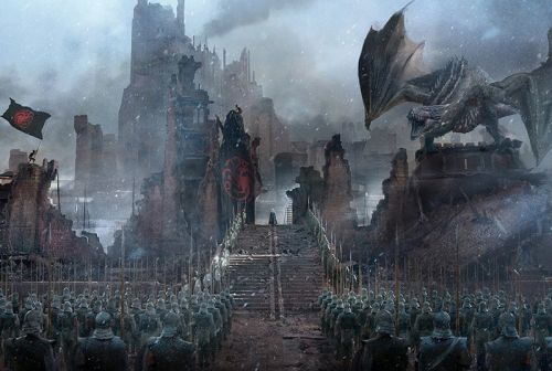 HBO Max Developing Game of Thrones Animated Drama