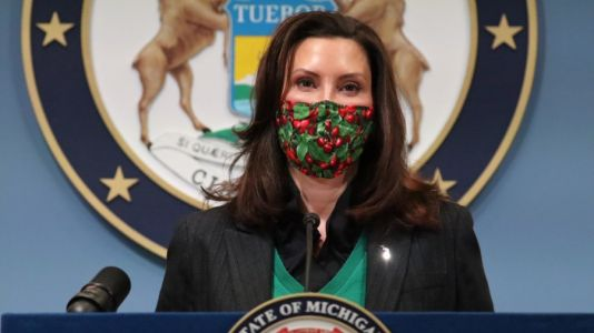 Whitmer to pitch pandemic relief in State of State speech