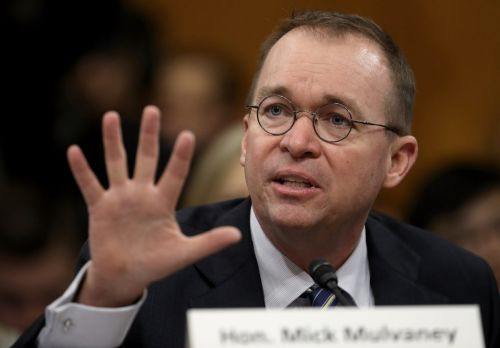 JUST IN: Mulvaney Walks Back His Admission of Quid Pro Quo Between Trump and Ukraine