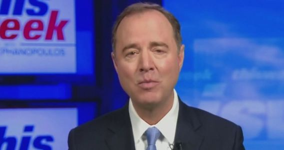 Schiff Fires Back at Justice Dept. Letter on Scope of Mueller Testimony: DOJ Letter Should Have 'No Bearing'