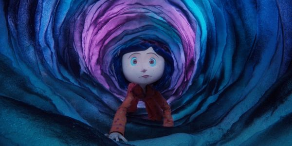 Neil Gaiman Debunks Live-Action Coraline Rumor | ScreenRant