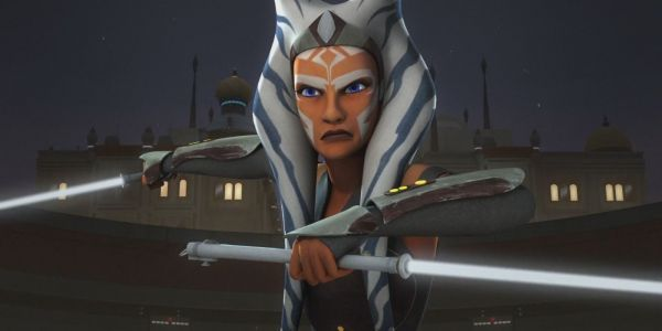 Star Wars: Live-Action Ahsoka Still Possible Says Clone Wars Creator