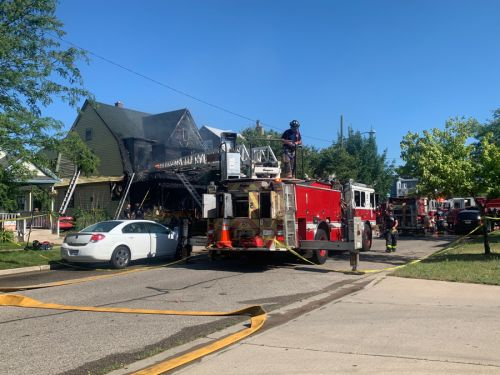 One person dead in Grand Rapids house fire