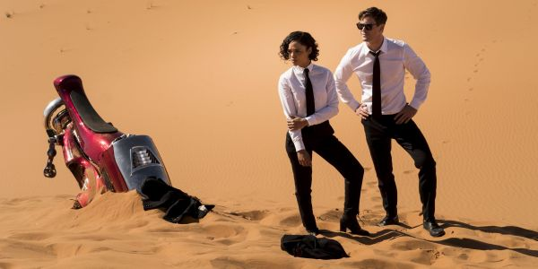 Men in Black: International Bombs At Box Office With $28 Million Weekend