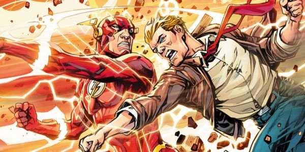 The New Flash Age Begins in DC's Landmark 750th Issue