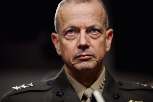 Retired Marine Corps General John Allen Condemns Trump, Warns of the 'Beginning of the End of the American Experiment'