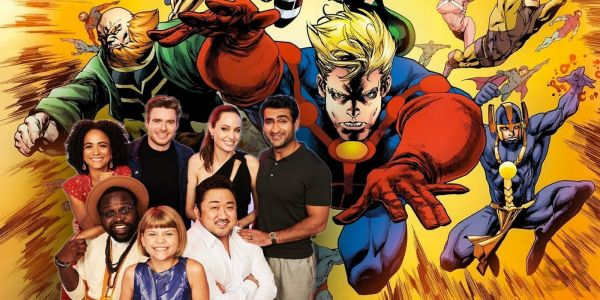 What Are The Eternals? Marvel's New Cosmic Movie Team Explained