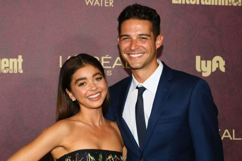 Sarah Hyland told fiancé Wells Adams the exact engagement ring to buy her