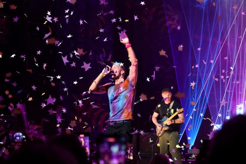 Coldplay's eco-friendly tour will be partly powered by fans' dancing