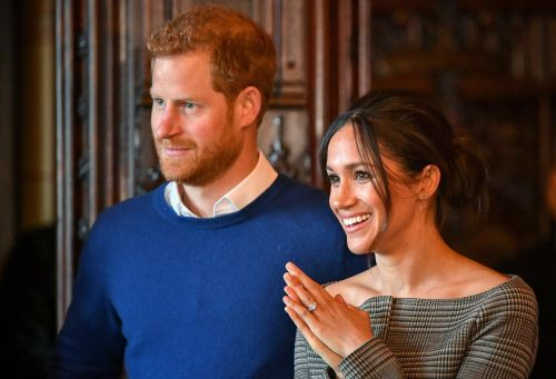 Prince Harry and Meghan Markle Honor MLK Day by Donating Meals to Charity Volunteers