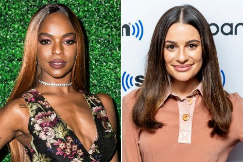 Samantha Ware reacts to Lea Michele's apology, Amber Riley weighs in