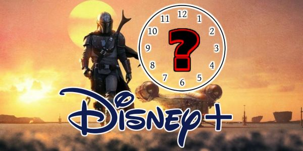 Disney+ Won't Give The Mandalorian A Set Release Time - Why?