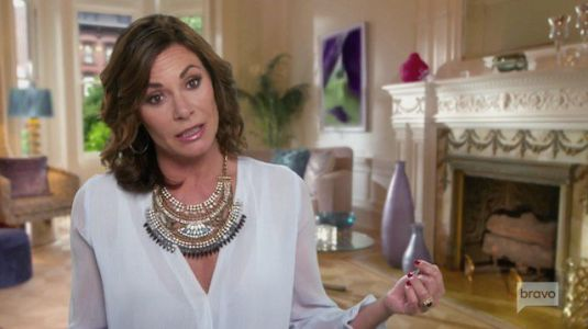 Luann de Lesseps No Longer Being Sued By Her Kids: Mother's Day Is Early!