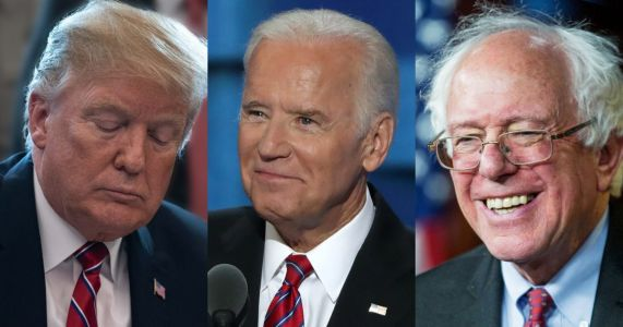 New Fox Poll Is Terrible News for Trump, Great for Bernie and Biden