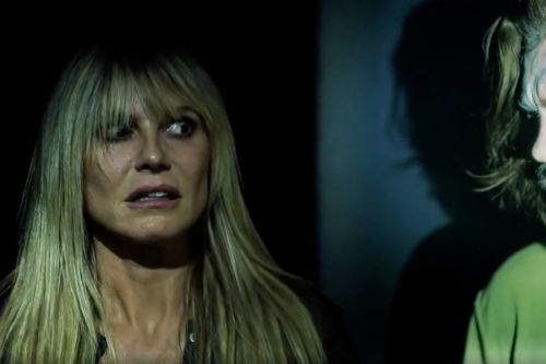 Heidi Klum drops Halloween horror flick in lieu of annual party