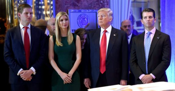 Trump Reportedly Considered Ivanka for VP in 2016 According to New Rick Gates Tell-All