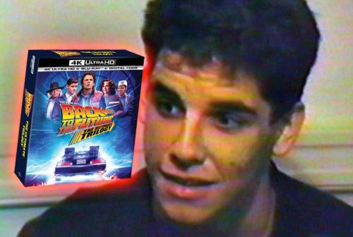 CS Video: Bob Gale Talks Back to the Future Auditions & More!