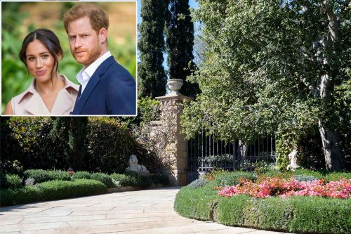 Cops called to Prince Harry, Meghan Markle's home nine times in nine months