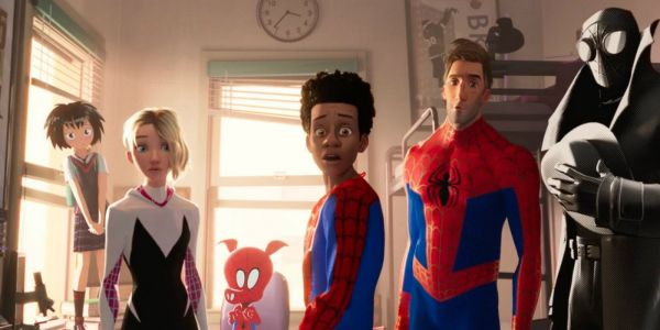 No, Into the Spider-Verse Doesn't Thank Zack Snyder & Chris Nolan
