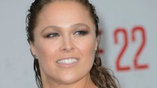 You Don't Want To See Ronda Rousey's Finger Injury. Or Do You?