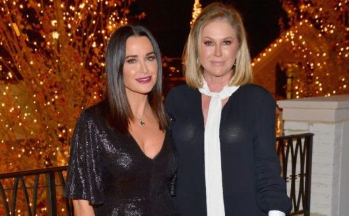 """Kyle Richards Says It Would Be """"Interesting"""" And """"Fun"""" If Sister Kathy Hilton Joins Real Housewives Of Beverly Hills"""