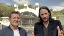 Keanu Reeves And Alex Winter Reveal 'Bill & Ted 3' Is Set To Hit Theaters In 2020