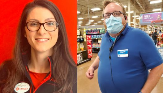 Essential Worker Solidarity: 'Target Tori' Sets Up GoFundMe For 'Kroger Andy' After He's Harassed By Customer