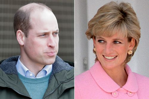 Prince William says fatherhood brought back grief of Princess Diana's death