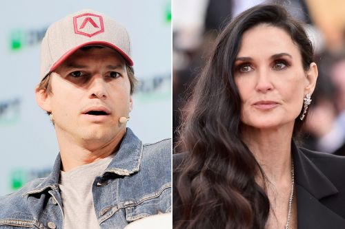 Demi Moore says she regrets having threesomes with Ashton Kutcher in new book