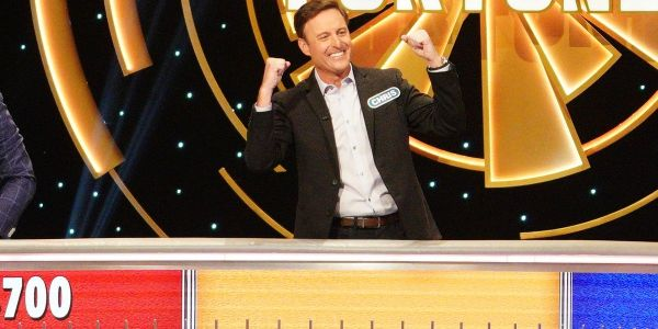 Chris Harrison Appeared On Celebrity Wheel Of Fortune Despite Bachelor Controversy, And Fans Have Thoughts
