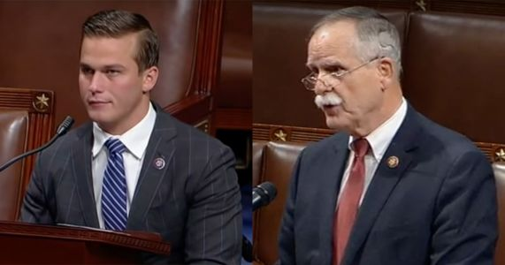 'You Know Damn Well Who I Am': Madison Cawthorn and GOP Colleague Reportedly Got Into Shouting Match on House Floor