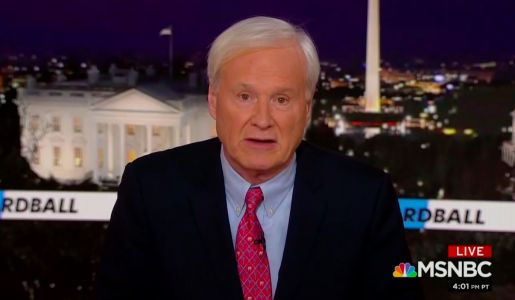 Chris Matthews Lauds Trump's Tribute to RBG as 'True Presidential Behavior,' Promptly Gets Blitzed