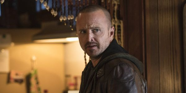 Breaking Bad's Aaron Paul Only Had To Rewatch One Episode For Netflix's El Camino Movie