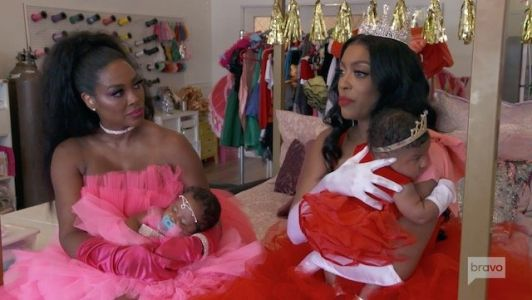 Kenya Moore Wants To Have A Second Child Via Surrogate