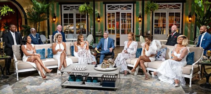 Blind Item: New Real Housewives Of Potomac Star Had Affair With Husband From The Show