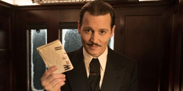 Johnny Depp's Habits Had Reportedly Started Affecting His Work During Murder On The Orient Express