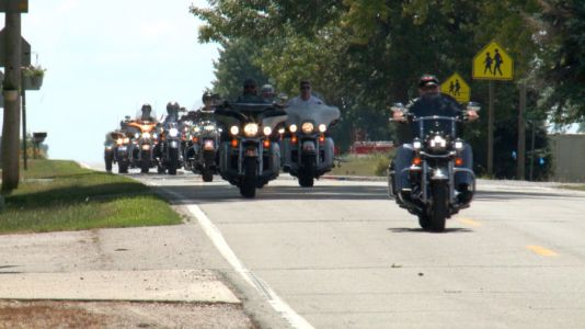 Nation of Patriots Ride to Help Veterans