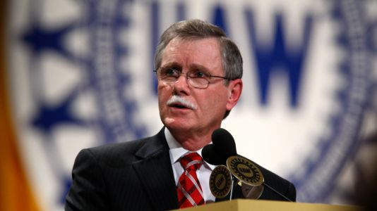 Ex-UAW chief says GM bribery claims are 'utterly baseless'
