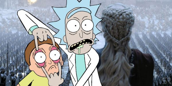 Rick & Morty Defends Game Of Thrones' Ending | Screen Rant