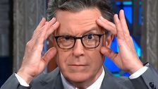 Stephen Colbert Hits Conspiracy Theory-Spewing GOP Rep With A 'What The F**k' Question