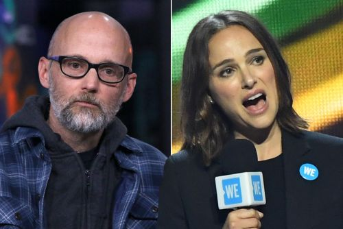 Moby apologizes for claiming he dated Natalie Portman