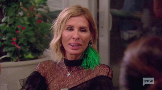 """Carole Radziwill Says Friendship With Bethenny Frankel Was """"Transactional"""" And Bethenny Ended It Because """"She Decided It Was A Good Business Decision"""""""